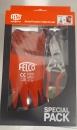 Nožnice F8 + rukavice XL