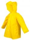 Detský pršíplášť žltý