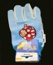 Detské rukavice XS modré Stocker 22058