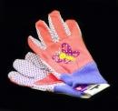 Detské rukavice XS ružové Stocker 22057
