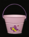 Detské vedro ružové Stocker 4913